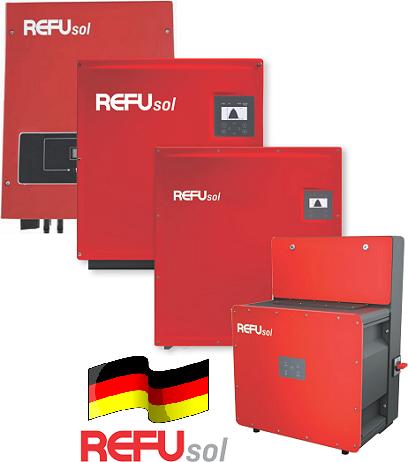 Refusol Inverter Germany Refusol Inverter Germany